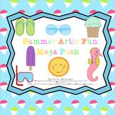 Summer Artic Fun: Mega Pack