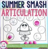 Summer Articulation Freebie