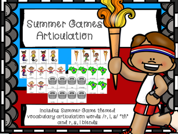 Summer Games Articulation