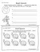 Summer Articulation Homework Mini Book