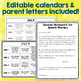 Summer Articulation Homework Packet - Print & Go - 10 Week Program w/ Calendar