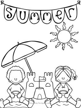 Summer Articulation Homework