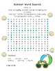 Summer Articulation Word Search /l/