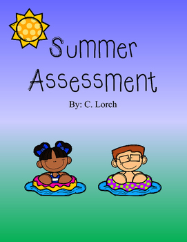 Summer Assessment