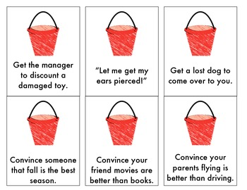 Summer Assorted Language Cards: Classroom or Speech