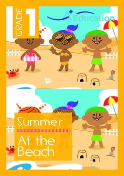 Summer - At the Beach - Grade 1