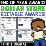End of Year Awards - Summer Fun - Google Slides - Distance