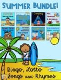 Summer School BUNDLE: Songs & Rhymes + Bingo & Lotto
