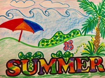 Summer Back to School Project