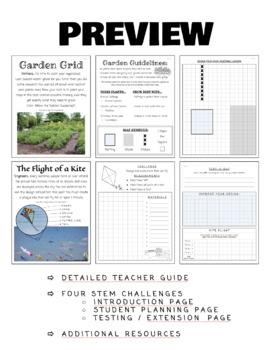 Summer / Back to School STEM Challenges