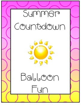 Summer Balloon Countdown