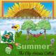 Summer Banner Clip Art