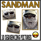 Sequencing with Stock Pictures How to Build a Sandman