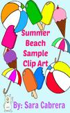 Summer Beach Bundle Sample (FREE)