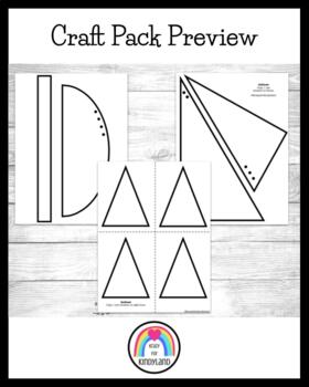 Summer / Beach Craft & Writing Pack: Boat,Swimmers,Divers,Flip Flops,Lighthouse