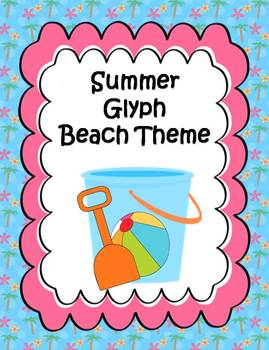 Summer Beach Pail Glyph
