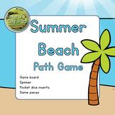 Summer Beach Path Game