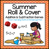 Summer Addition & Subtraction Games!