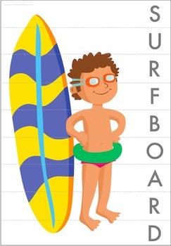 Summer (Beach) puzzles