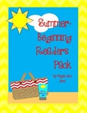 Summer Beginning Reader's Pack