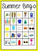 Summer Bingo (30 completely different cards & calling cards included!)