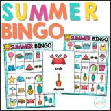 Summer Bingo (End of the Year)