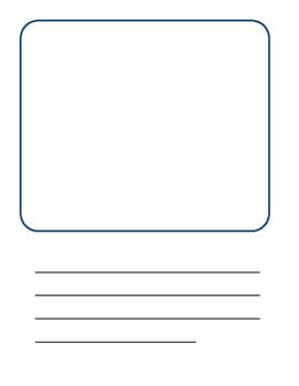 Summer Blank Book