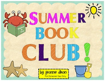 Summer Book Club