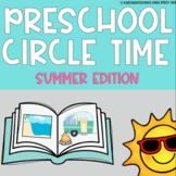 Summer Book Companion Preschool Circle Time Guides
