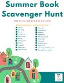 Summer Book Scavenger Hunt