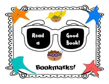 Summer Bookmarks For Your Students