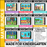 May Boom Cards™ for Kindergarten | Digital Resource