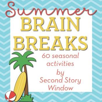 Summer Brain Breaks