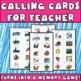 Summer Break BINGO: 50 Individual Boards, Calling Cards, & Memory Game