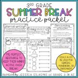 Summer Break Practice Packet (activities for in-class, too!)