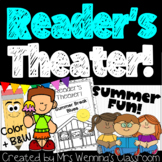 Summer Break Reader's Theater Book!