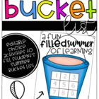 Summer Bucket List Activity