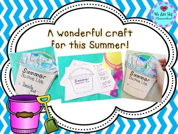 Summer Bucket List Craft