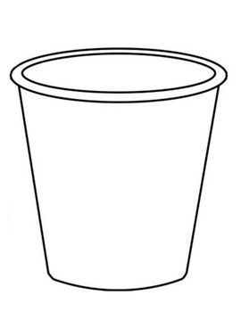 Sand bucket template images template design ideas for Sand bucket template