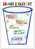 Summer Bucket List: Last Day of School & End of the Year Activity