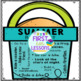 Summer Bucket List To-Do Ideas and Gift Tags