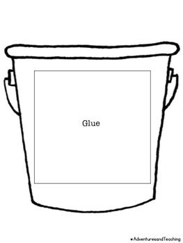 Summer Bucket List Writing Craftivity
