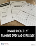 Summer Bucket List and Come Back Better Challenge