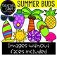 Summer Buds: Summer Clipart {Creative Clips Clipart}