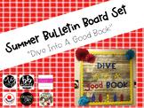 Summer Bulletin Board Set