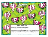 Summer Bump- Finding the sum of 3 digits-FREEBIE