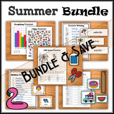 Summer Bundle - Math and English included