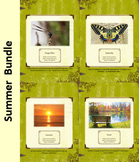 Summer Bundle-Nature Education Unit-Stage 2 (Magic Forest