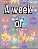 Summer Bundle- SUPER HEROES