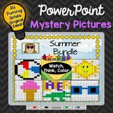 Summer Bundle Watch, Think, Color Games - EXPANDING BUNDLE